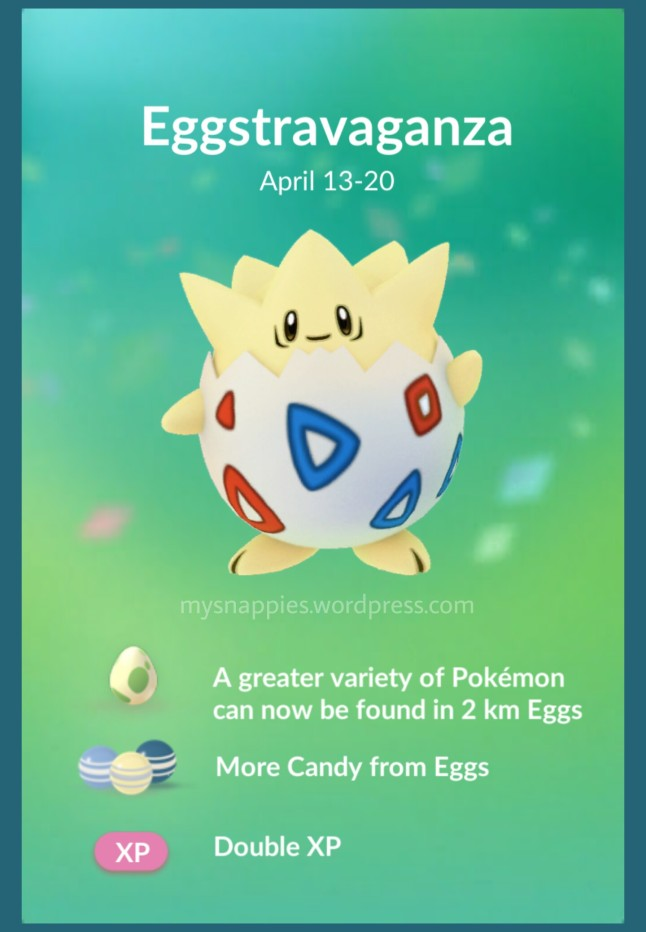 Pokemon Eggstravaganza